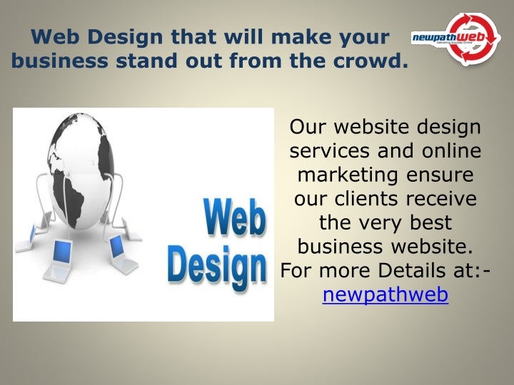 web design that will make your business stand out from the crowd n.