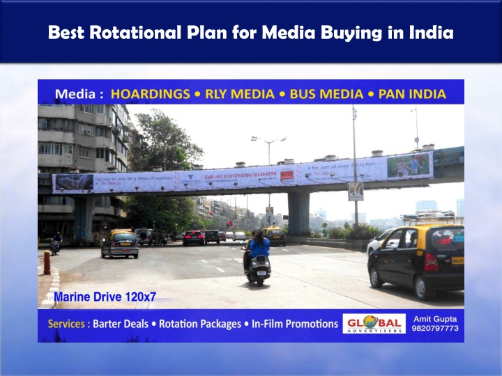 Best rotational plan for media buying in india