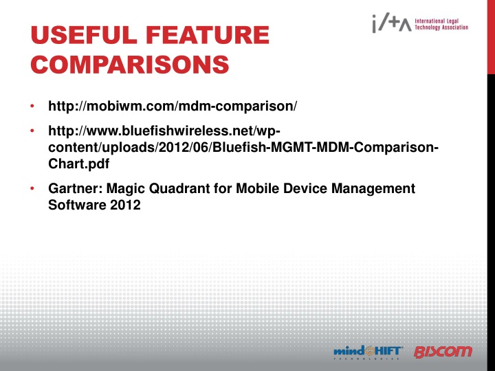 PPT - Managing and Securing BYOD PowerPoint Presentation