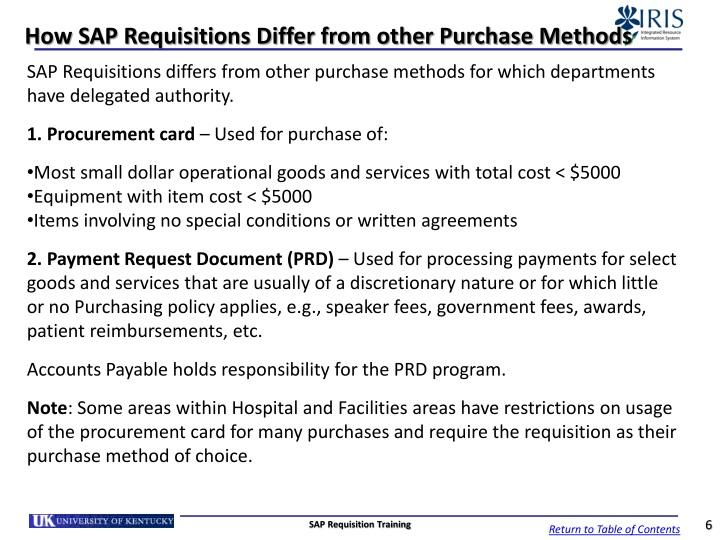 PPT - SAP Requisitions Requisitioner MM_REQ_300 PowerPoint