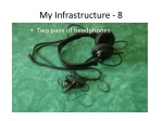 my infrastructure 8