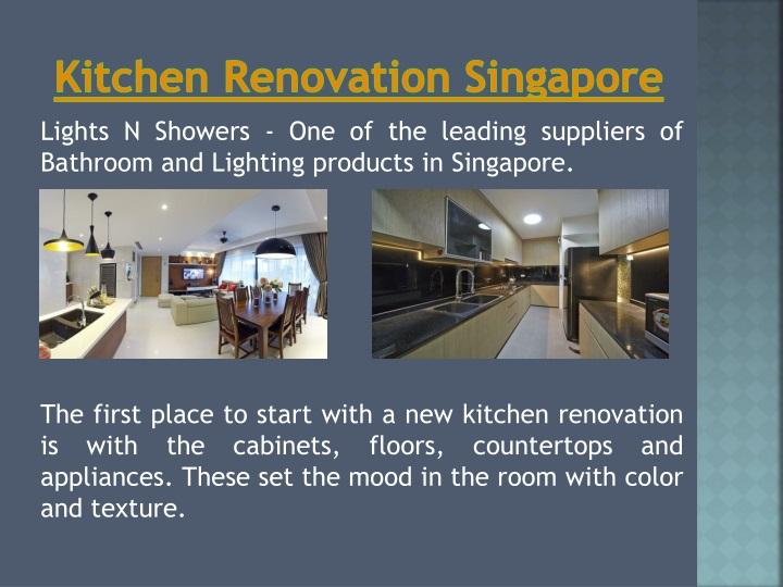kitchen renovation singapore n.