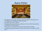 avery fisher