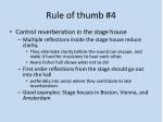 rule of thumb 4