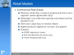 retail models
