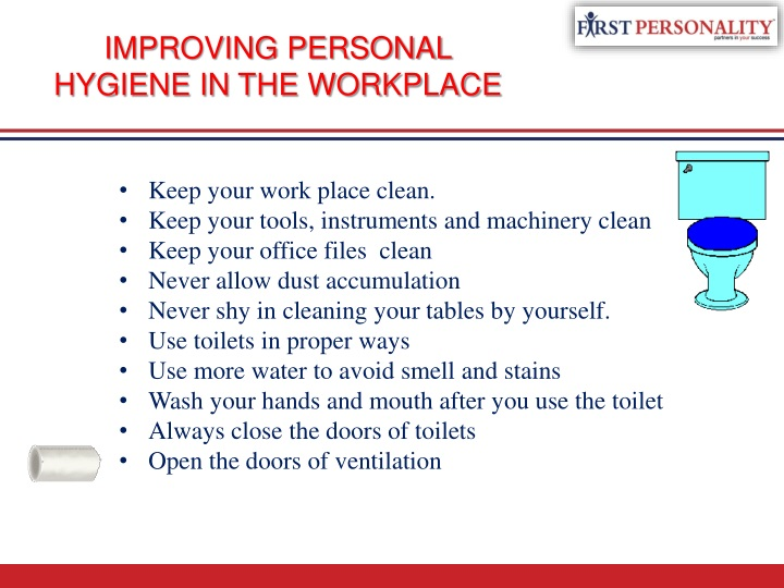 PPT - PERSONAL GROOMING & HYGIENE PowerPoint Presentation