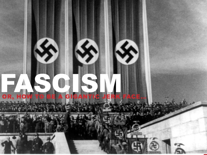 fascism n.