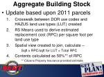 aggregate building stock