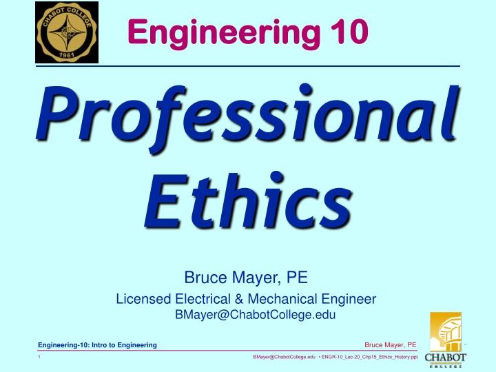 engineering 10 n.