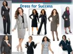 dress for success1