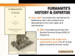 furmanite s history expertise