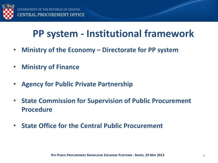 PP system