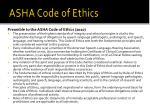 asha code of ethics1