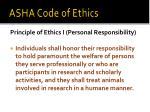 asha code of ethics2