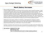 open budget meeting7