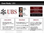 case study ubs