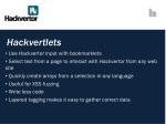 hackvertlets