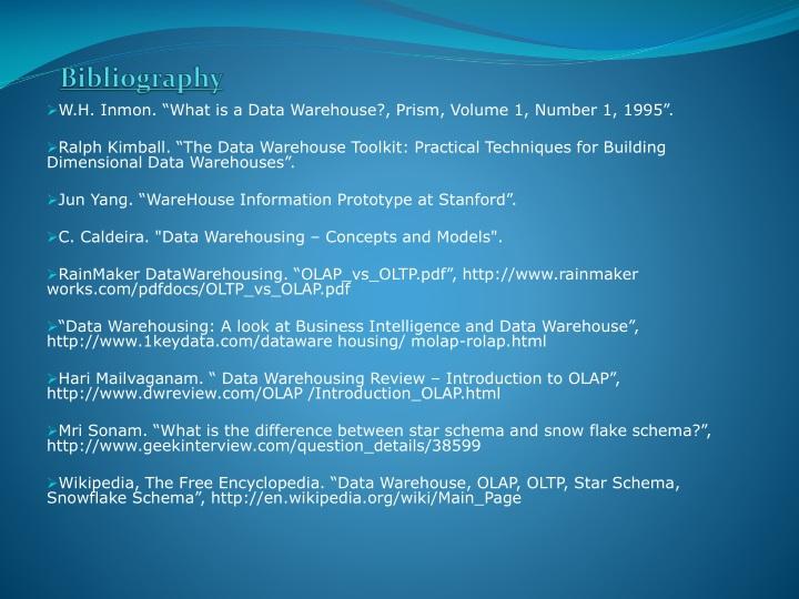 PPT - Data Warehousing PowerPoint Presentation - ID:1504131