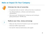 make an impact on your company