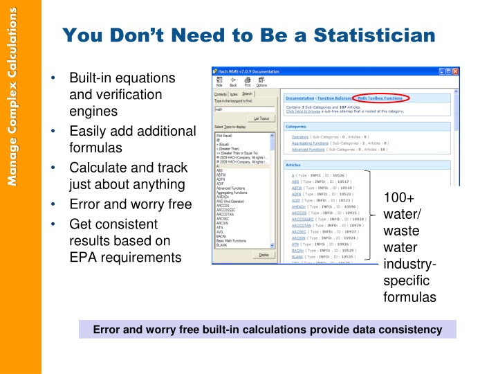 You Don't Need to Be a Statistician
