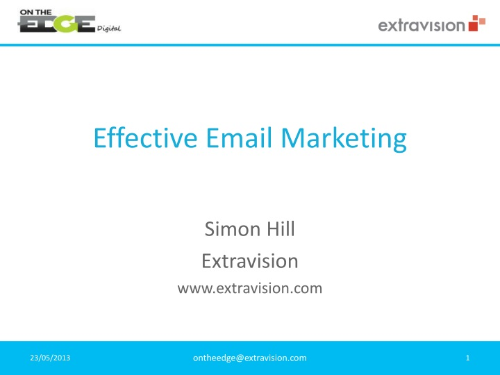 effective email marketing n.