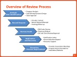 overview of review process