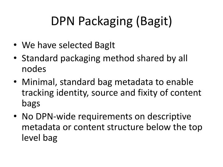 DPN Packaging (
