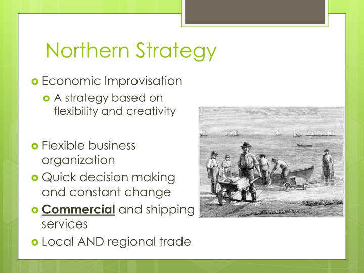 Northern Strategy