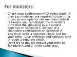 for ministers1