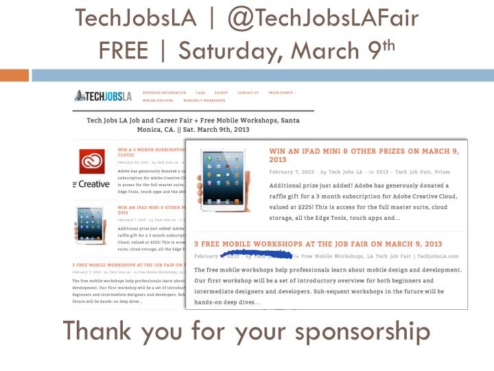 TechJobsLA |