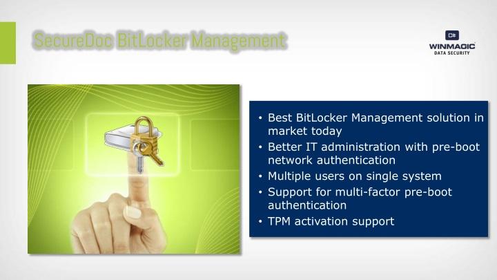 PPT - Effiziente Verwaltung und Nutzung verschlüsselter