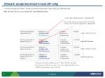 vmmark sample benchmark result hp only