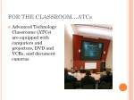 for the classroom atcs