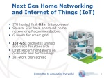 next gen home networking and internet of things iot