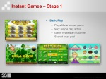 instant games stage 1