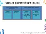 scenario 2 establishing the basics