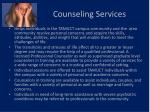 counseling services1