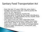 sanitary food transportation act3