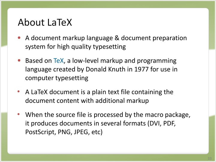 PPT - Bibliography/Reference management software PowerPoint