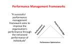 performance management frameworks