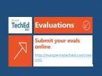 submit your evals online