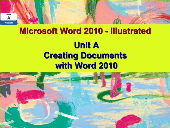 microsoft word 2010 illustrated n.