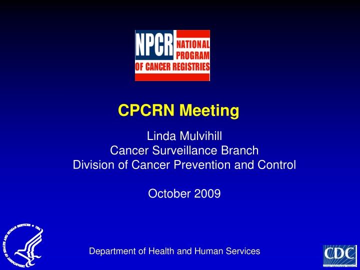 cpcrn meeting n.