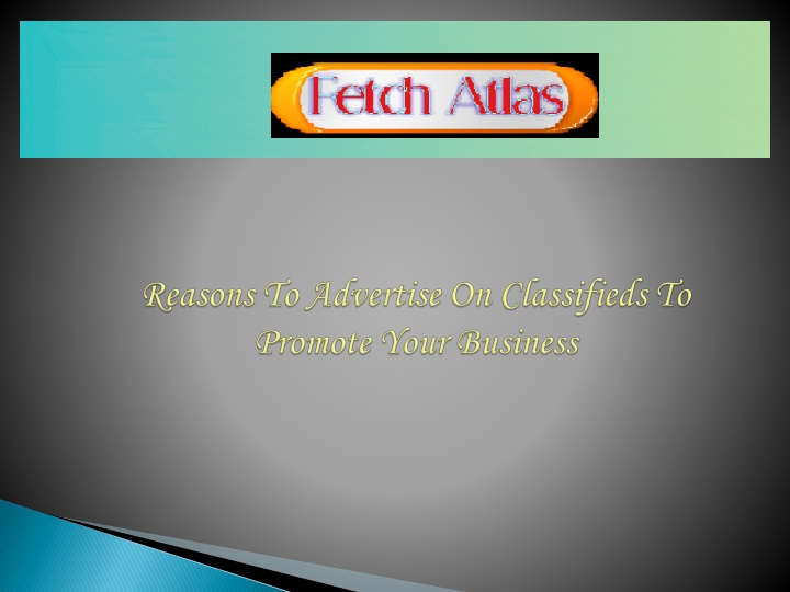 reasons to advertise on classifieds to promote your business n.