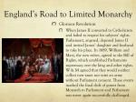 england s road to limited monarchy4