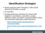 identification strategies1