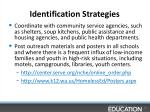 identification strategies2