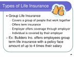 types of life insurance2