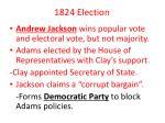 1824 election