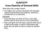 elasticity cross elasticity of demand xed5